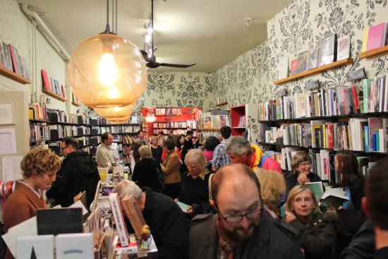 Global Chorus sellout Launch at Type Books, Toronto, ON, Nov 7, 2014