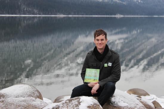 Todd with Global Chorus atMount Robson Provincial Park, BC, Nov, 2014